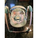 Columpio-mecedora Para Bebé