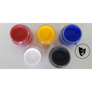 Base Cremosa Maquillaje Titi Mini Pote 5gr Azul