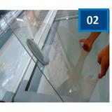 Tampa Vidro Reto Para Freezer Fricon Hce311