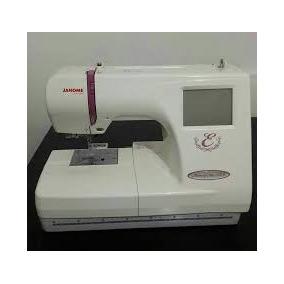 Maquina Bordadora Janome Memory Craft 350e