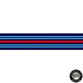Adesivo Martini Racing Faixa Alta Qualidade A Pronta Entrega