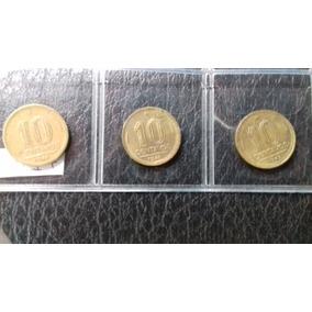 Moeda 10 Centavos 1948 Cruzeiro Bonifácio Bronze Alumínio