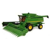 Britains - John Deere 9870 Sts Combine With Grain Head 1/32
