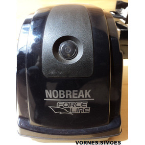 Nobreak Force Line Ups700 Bi-volt, Seminovo, Funcionando!