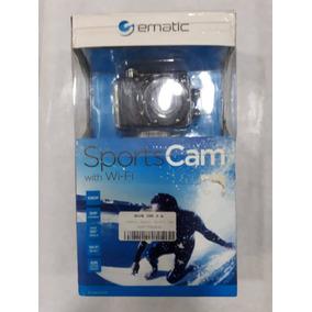 Sport Cam Con Wi-fi