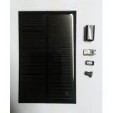 Panel Solar 5v. Mas Conector Usb.