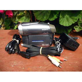 Videocámara Sony Handycam Dvd Dcr-dvd403 Con Nightshot