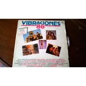 Vinilo Original Vibraciones 86 Vs Artistas, Duran Duran