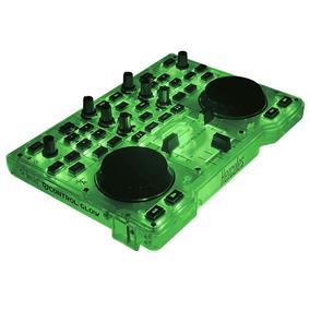 Controladora Hercules Djcontrol Glow - 4780839