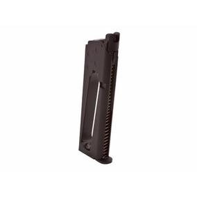 Cargador De Metal Pistola De Co2 18 Tiros Blackwater Cal.4.5