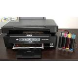 Epson Tx235w Con Sistema De Tinta