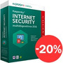 Kaspersky Internet Security 2016 Licencia 5 Pc 1 Año Español