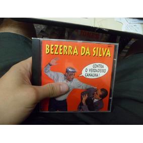 Cd - Bezerra Da Silva - Contra O Verdadeiro Canalha Frete 10