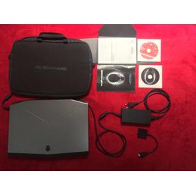 Notebook Gamer Alienware 17-i7 - Ssd- 16gb Ram - Gtx860m 2gb