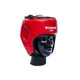 Cabezal Boxeo Sonnos Protector Olimpico Box Kick Boxing
