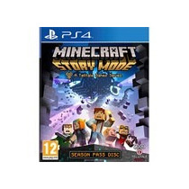 Video Juego Ps4 Minecraft Story Cc116