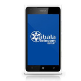 Smartphone Nokia Lumia 900 Branco Retirada De Peças