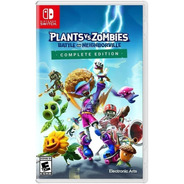 Plantas Vs Zombies Battle For Neighborville Switch Fisico