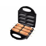 Crepeira Britânia Six Hot Dog Máquina De Crepes Doce Salgado