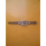 Reloj Cartier Santos, Con Cronometros, Con Su Correa Origina
