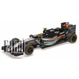 Sergio Checo Perez 3° Lugar Monaco 2016 Con Force India 1/18