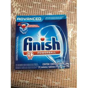 15 Tabletas Para Lavavajillas Finish