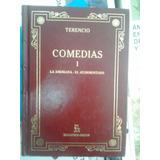 Comedias Terencio I Y Ii Gredos