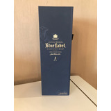 Whisky Johnnie Walker Blue Label 1 Litro De Free Shop