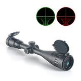 Rifle Scope, Creland 6-24 X 50 Aoe Alcance De Rifle Óptico D