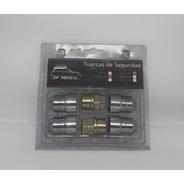 Tuerca De Seguridad Antirrobo Para Llantas 12x1.5 Y 12x1.25