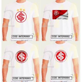 Camisetas Gremio E Inter - Arte e Artesanato no Mercado Livre Brasil a2b4b50148f09