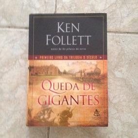 Livro Queda De Gigantes - Ken Follett - Triologia O Século