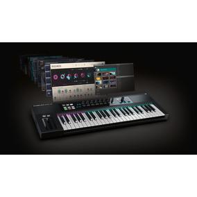 Teclado Musical Ni Komplete Kontrol S25 + Komplete Ultimate