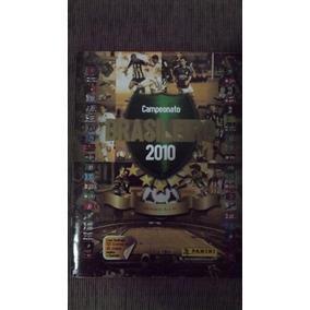 Álbum Do Campeonato Brasileiro 2010 - Com 222 Figurinhas