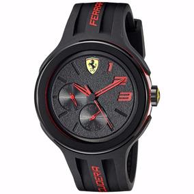 Reloj Scuderia Ferrari 0830223 Hombre Envio Gratis