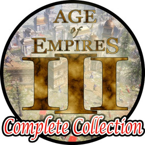 Age Of Empires 3 : Complete Collection Pc + Expansiones