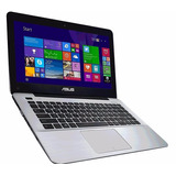 Laptop Asus X455l Core I3 6005u/1000gb/4gb/14