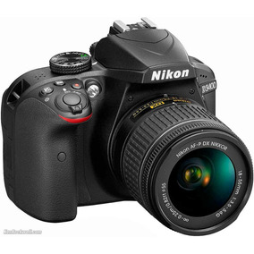 Camara Digital Reflex Nikon D3400