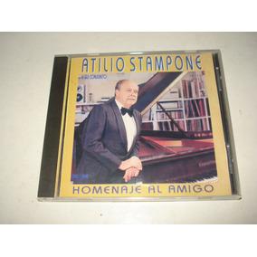 Atilio Stampone Y Su Conjunto - Homenaje Al Amigo Cd