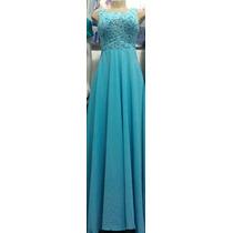 Vestido Madrinha Casamento Azul Tiffany Vários Modelos