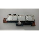 Placa Som Usb Original H-buster Hbnb-1403 - 6-71-e415a-d01