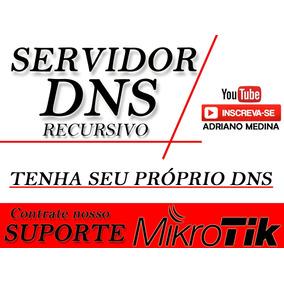 Servidor Dns ( Recursivo ) - Instalação E Configuração