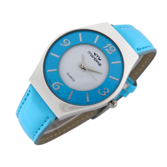 Reloj Montreal Mujer Ml169 Tienda Oficial Envío Gratis