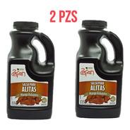 Duo Pack Salsa De Alitas Mango Habanero Zafran 2.4k ( 2pzs )