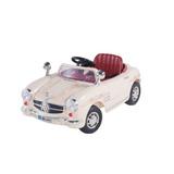 Mini Veiculo Mercedes Eletrico Para Criança Até 30 Kg