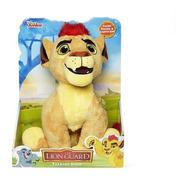 Lion Guard Kion - Bunga Sonidos Y Luz Peluche Guardia Leon