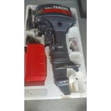Motor Fuera De Borda Yamaha 40g Pata Larga