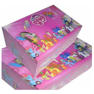 My Little Pony Cofre  De Madera Personalizado. (26x16x20)