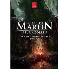 As Crônicas De Gelo E Fogo, Livro 2, A Fúria Dos Reis.
