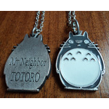 Colgante My Neighbor Mi Vecino Totoro Anime